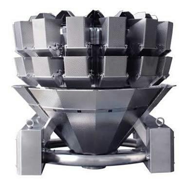 Multihead Weigher Filling Machine
