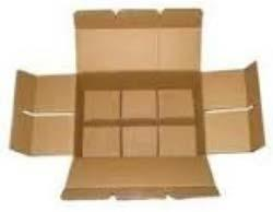 Die Punched Packaging Boxes