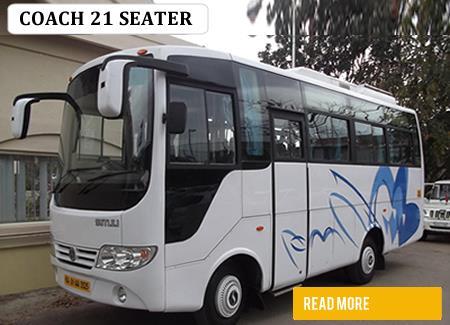 21 Seater Coach