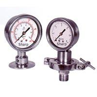 Triclover Sealed Gauges