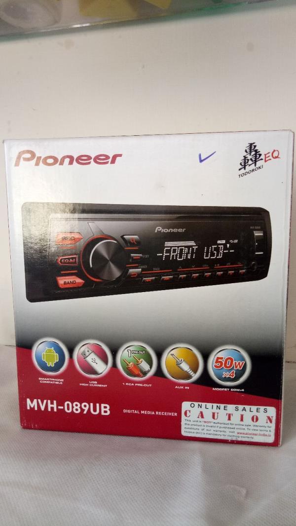Audio player Pioneer
