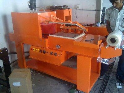 COMBO SHRINK L-SEALER AND TUNNEL MACHINE