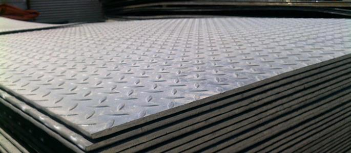 Hot Rolled Chequered