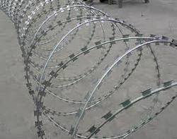 Concertina Wire: