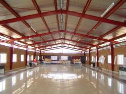 Ranson Civil Technologies Pvt Ltd is specialized in providing a quality turnkey solutions all over IndiaPre engineered Building in Pre-coated galvanised (PPGI) Sheet.Pre coated Galvalume Sheets.Bare Galvalume SheetGalvanized SheetSandwich Panels. in EPS(Thermocole,) PUF, Mineral wool.USES Ideal for factory, Warehouses, Air CraftHangers, Process Houses, Stadiums, Cold storages,Industrial structures.Complete turnkey services i.e Designing ,Construction are also availble all over India
