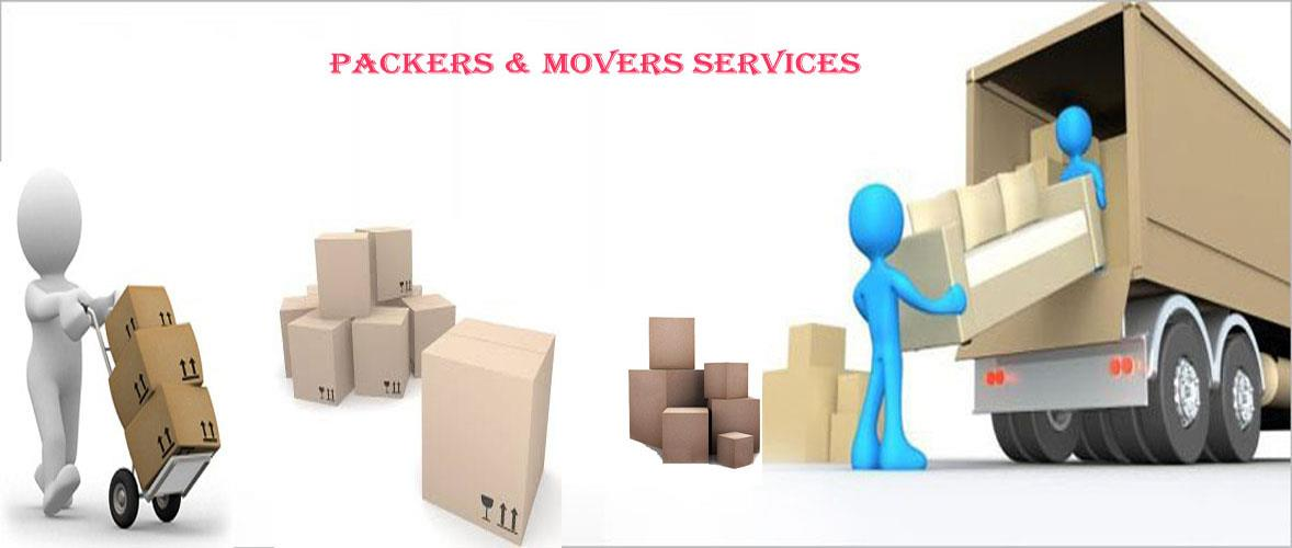 Commercial Packers & Movers Services