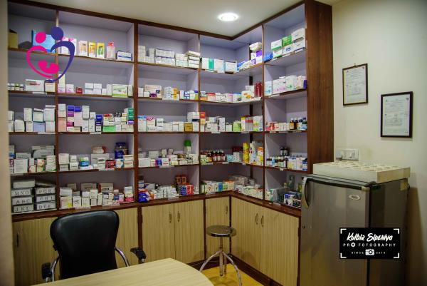 Pharmacy at Doctor S