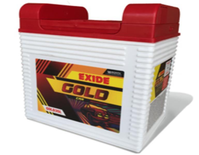Exide Gold - Four Wheelar Batteries