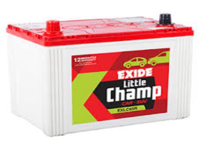 EXIDE Little Champ - Four Wheeler Batteries -  EXLC65L