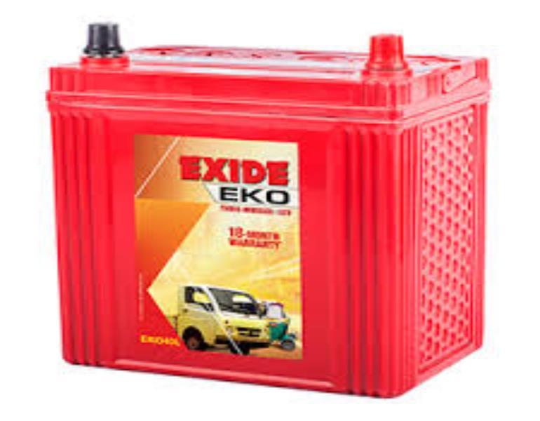 Exide EKO – Three Wheeler Batteries – EKO60L
