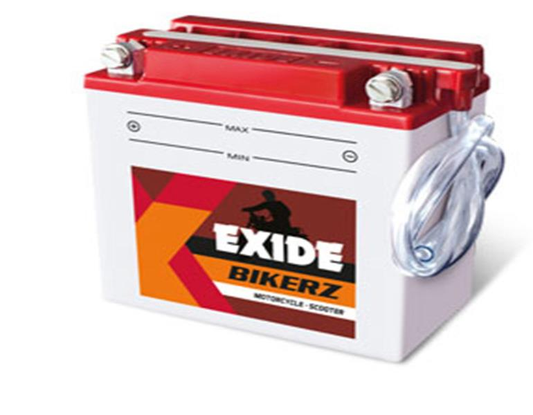 Exide Bikerz- Two Wheeler Batteries