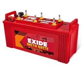 EXIDE INSTABRITE- Flat Plate Inverter Batteries- INSBRT1500