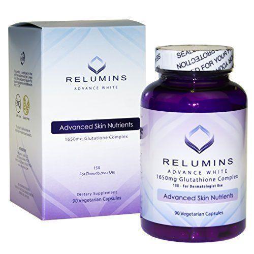 Relumins Pills. Guarantee Skin whitening Result!
