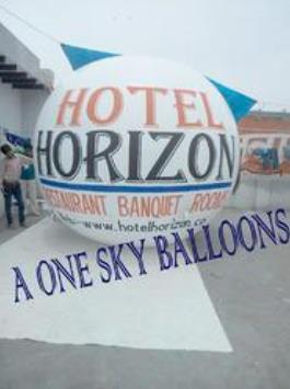 Advertisement Balloon Manufacturers in india