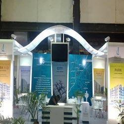 Exhibition Stall Fabrication Services