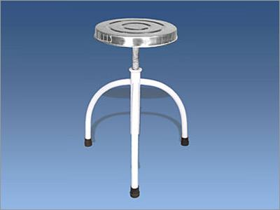 Revolving Stool Three Legged