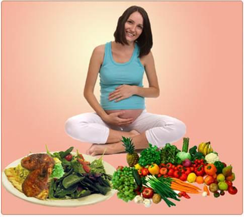 Diet for planning healthy pregnancy, in pregnancy care plan and diet for lactating mothers