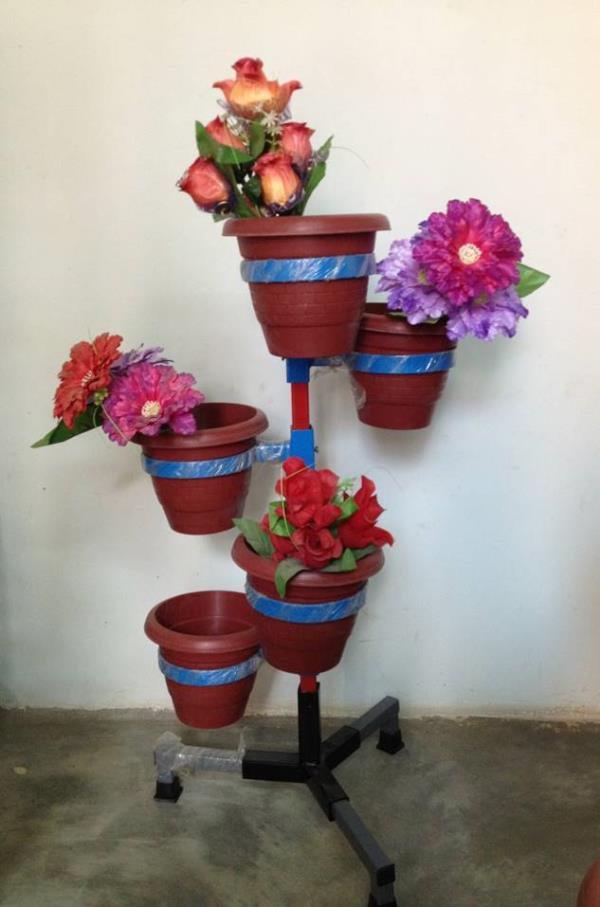 Blossoms 5 Pots