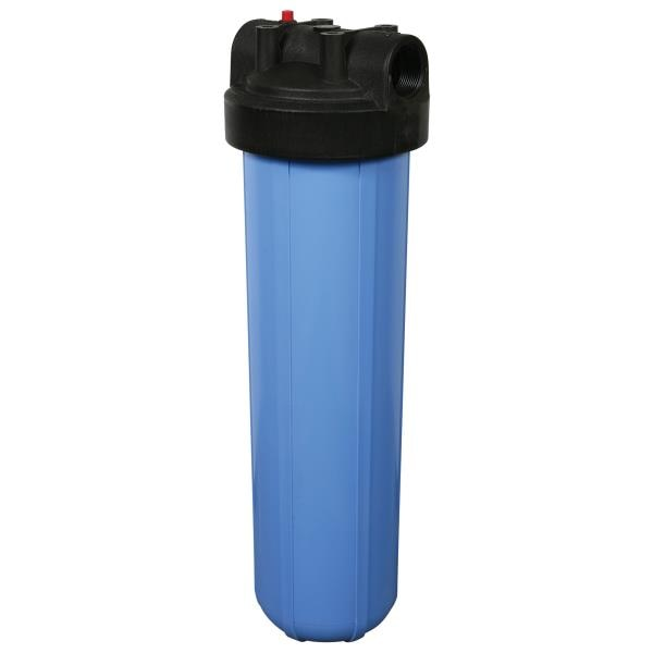 Filter Housing - 20' Jumbo Polypropylene