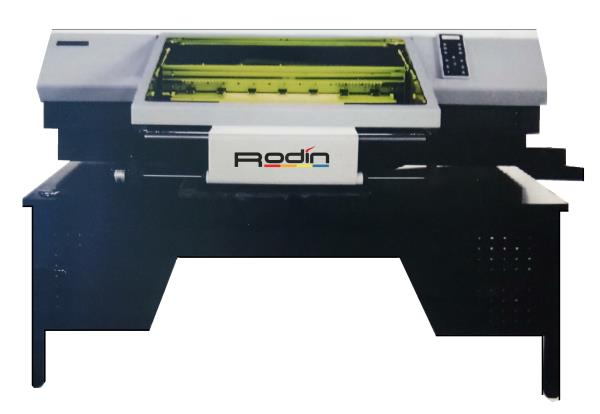 RODIN SUPER PRECISION UV LED PRINTER E6080- UV