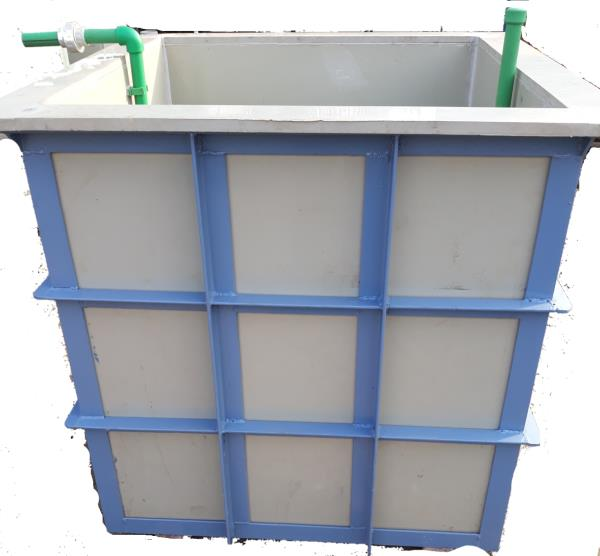 Polypropylene Chemical Storage Tanks