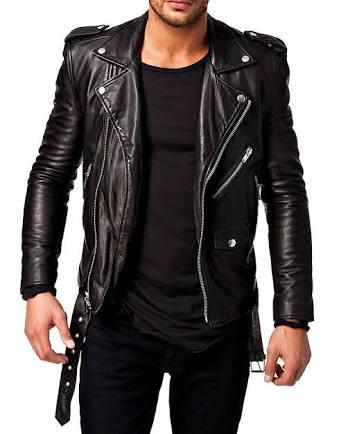 Men's Black look