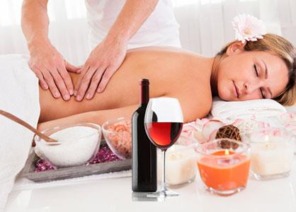 Red Wine Massage