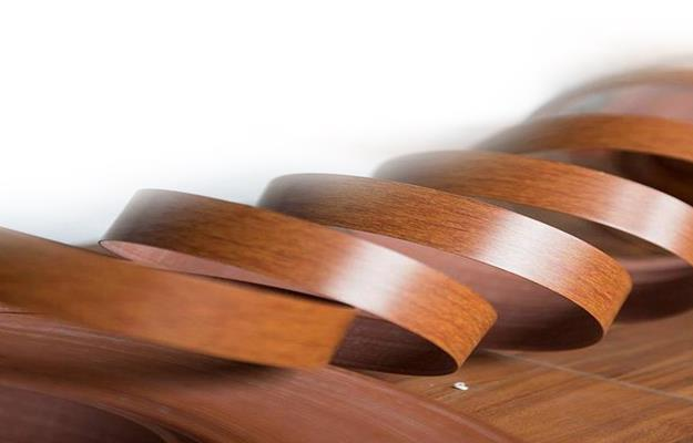 The contemporary design of the printing and embossing technology enables woodgrain edging perfectly match with any woodgrain design laminate. Gives life like appearance for all the grain effects