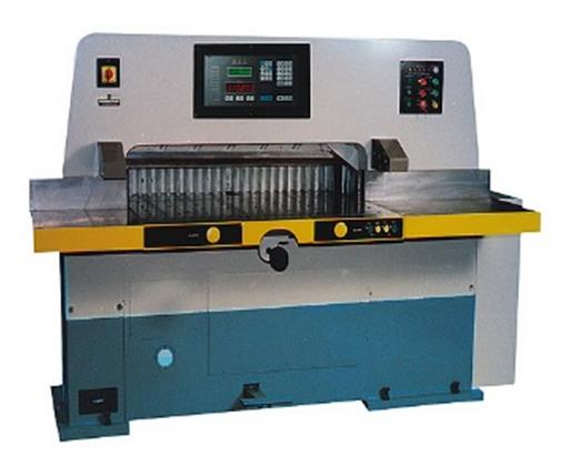 Programmable Fully Automatic Paper Cutting Machine