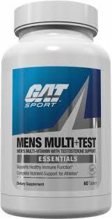 German American Technologies Mens Multi+Test