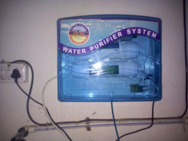 Aqua Water Purifier UV+Sediment+Mineral