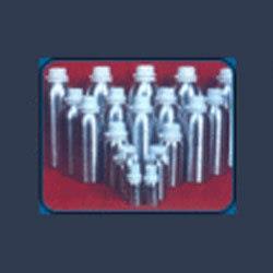 Aluminium Bottles With Plastic Collar