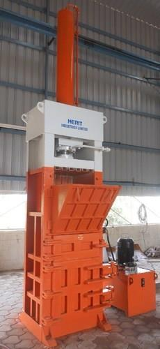 Hydraulic Bailing Machine