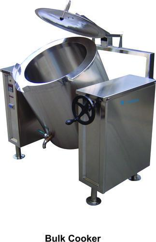 Bulk Cooker Keeping