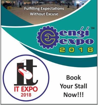 Information Technology IT Expo, Book Online Exhibition Stall in India