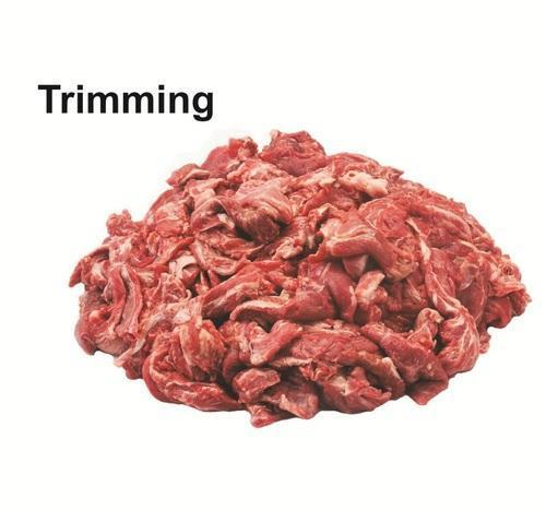 Trimming Meat