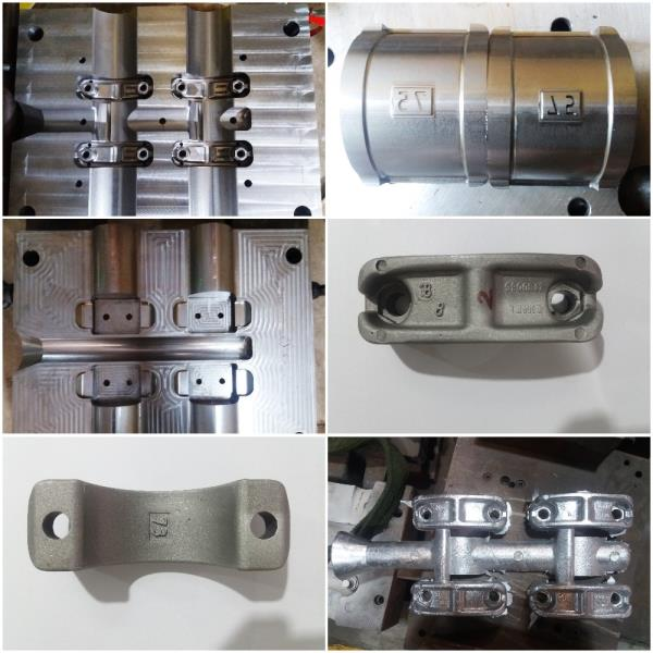 GRAVITY DIE CAST MOULD