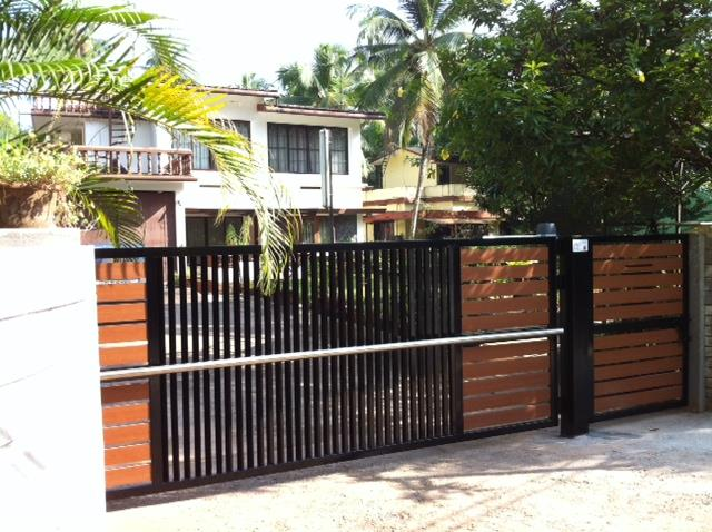 Our Automatic Gates offer convenience, security, and also add value to any property. Most of our customers report that once they have installed automatic gates they feel more secure that they are delighted with the noise free operation, and also that their property feels more exclusive.