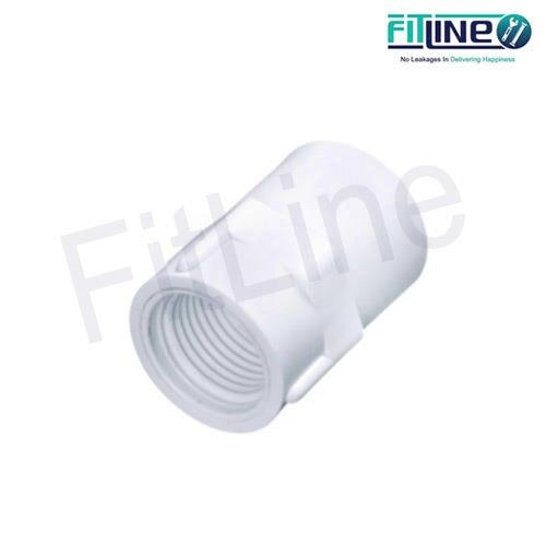 Product Details:Application	        -  Cold Water Plumbing SystemBrand	                -  fitlineSize (inch)	        -  1/2 to 2Box Contain	        -  Depends On SizePackaging Type	-  Box