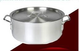 stock pot is made of high quality aluminium and It is used for stewing, simmering and boiling. Size :- 16 Litre,18 Litre,20 Litre,22 Litre,24 Litre,26 Litre,28 Litre