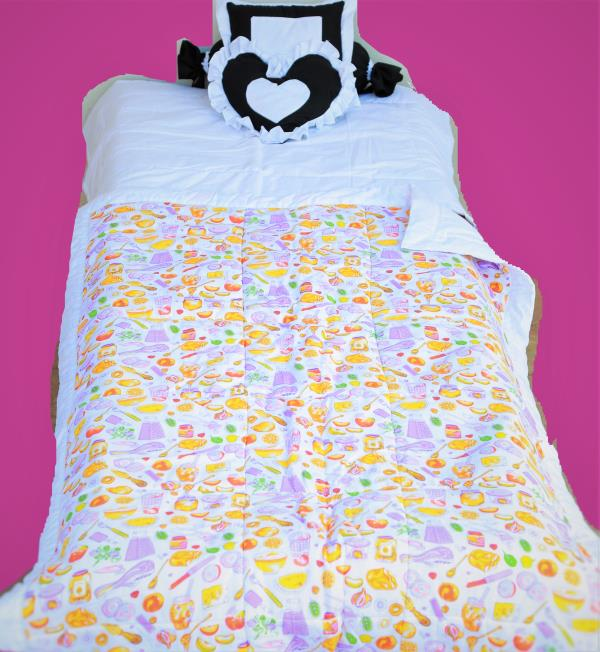 Soft Quilt for Babies