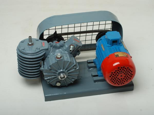 Oil Lubricated Rotary Vane Vacuum Pump