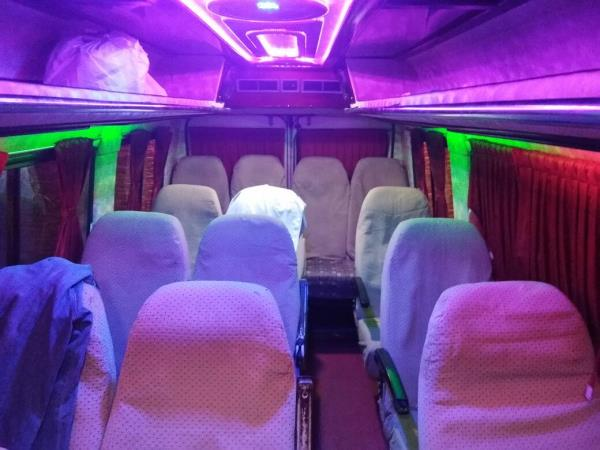 Tempo Traveller Chennai to Thirupathi
