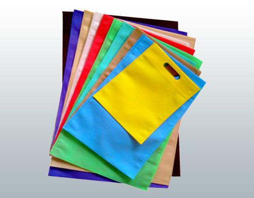 Non Woven 14x19 D Cut Bags Manufacturer And Exporter IN Surat Gujarat India