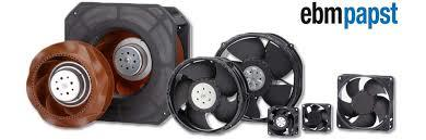 EBM Papst Axial Fans