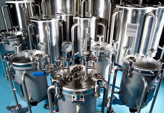 Stainless Steel Tank for food & pharmaceutical industries