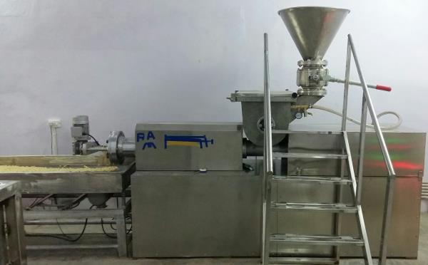 Automatic Pasta Making Machine 100 kg/h