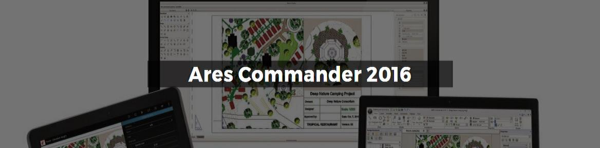 "Our CAD software offer you more than a low-cost alternative to create or modify drawings in DWG. We keep innovating to improve your productivity release after release.   Top new features in ARES Commander 2016   ARES Touch for Android® (and iOS® soon)   New features for Android version – ARES Touch for iOS: end of Q2 2016   Acclaimed as the most complete CAD solution for smartphones and tablets, ARES Touch is the ideal companion to create, annotate or modify your DWG drawings on the go. You get ARES Touch for free¹ when you buy ARES Commander!   See it in video   Quick Input   Dynamic information and input boxes, right next to your cursor   Enter coordinates, angles and distances right next to your cursor. Quick Input also displays dynamic information about lengths, angles, prompts and options. The interaction with ARES Commander has never been so intuitive and fast.   See it in video   Annotation Scaling   Smart scaling of annotations on layout sheets and printouts   Annotative scaling adjusts the size and scale of your dimensions, texts, hatches and blocks to the scale of each viewport. Annotations are displayed with consistent and uniform sizes across all viewports in layouts sheets.   See it in video   Pattern Hatch   Improve your drawings with hatches using images or blocks – Windows® only²   Create hatches using patterns of images or blocks. Advanced options include scaling, spacing and rotation of the pattern of your choice. PatternHatch is one of the new XtraTools commands introduced with ARES Commander 2016.   See it in video   Curved Text   New text feature to draw texts along or inside arcs – Windows only²   Create curved text entities along an arc. Some options include text formatting, offset distance and choice between convex or concave sides of the arc. You will find the CurvedText command in the new XtraTools menu and tab.   See it in video   Drawing Tabs   Switch easily between open drawings   Drawing Tabs are now displayed at the top of the drawing window area. When flying your cursor over one tab you see a preview of the drawing and its different layouts to switch quickly to the desired view.   See it in video   DGN Import   Convert DGN files into DWG entities you can modify in ARES Commander   The ImportDGN command inserts content from DGN files (V7 or V8) as a block in your drawing. The .dgn format is popular among users of MicroStation® and some other CAD software. DGN import offers you a higher interoperability with other professionals.   See it in video   Head-up Display toolbar   Quick editing options available from a contextual toolbar   This new contextual toolbar appears next to your cursor when you select entities. Shortcuts include zoom to selection, change entity layer, change LineStyle or LineWidth, and the possibility to create a dimension or a block from the selection.   See it in video   LayerState Manager   Create and manage configurations of layers   The new LayerState Manager allows you to create and name different scenarios for your layers to easily switch between them. You may for example hide some layers and change their color to show different aspects of the same project.   See it in video   New selection methods   Quickly isolate or hide entities in your drawings – search and select entities sharing similar properties   SelectMatching allows you to find similar entities. IsolateEntities and HideEntities let you to show or hide parts of your drawing. IsolateLayers is also improved with new option to lock and fade the remaining layers.   See it in video   New utility tools for blocks   New XtraTools commands to manage blocks faster – Windows only²   ReplaceBlock and ReplaceBlockByReference help you substitute existing blocks by others. GetBlockInfo generates a report listing the number of occurrences of each block. Other commands help you to import or redefine block attributes.   See it in video   More XtraTools Commands   New power features to help you solve tedious tasks – Windows only   ARES Commander 2016 introduces a new group of productivity-driven commands. Besides PatternHatch and CurvedText or the utility tools for blocks some of these features include Break Lines, Convert a single line text into a multiline one, Make LineStyles by specifying entities , and a Lisp Explorer.   Dimension Location Snap   Improve the visual impact of your annotations   When activated, this new setting lets you define an incremental distance between successive dimension lines. Radius and diameter dimension lines are also placed at specified angle intervals. Your drawings look cleaner and better organized.   Improved OLE Support (Windows only)   Insert Excel tables or other elements linked with Microsoft® Office   The PasteSelected command provides a paste link option allowing you to use the features of Microsoft Office directly in your CAD drawing to edit the content with the OpenOLE command.   Command name completion   ARES Commander helps you find keyboard commands   Search for command names and system variables by entering the first letters in the command bar and pressing the Tab key for suggestions.   Multiline Block Attributes   Create block attributes with paragraphs of text   Block attributes creation and modification is enhanced in ARES Commander 2016. You can now create multiline texts as block attributes and use all the text formatting options available for multiline texts.   Improved Properties Palette   Properties groups can now be collapsed or expanded   The Properties Palette helps you to browse the properties of selected entities faster. Now you can collapse or expand properties groups which is in particular useful for some entity types that have many properties such as dimensions.   Export WMF   Export the current view to a .wmf file   The ExportWMF command allows you to export content to a .wmf file. The Windows MetaFile (WMF) format offers you higher interoperability to share with non-CAD Software.   Support for Picture Notes   Improved collaboration with ARES Touch   Picture Notes inserted in your drawings on your smartphone or tablet with ARES Touch are now displayed in ARES Commander. Picture Notes help you to annotate your drawings with photos and related comments.   ARES Touch and LicenseToGo will be working for the duration of your Graebert subscription. 12 months of Graebert subscription are included when you buy a new license or upgrade. When your subscription expires, you will be invited to renew it to continue receiving upgrades and email support but also keep using ARES Touch and LicenseToGo. The new XtraTools commands are currently Windows-only because they were very recently developed with the COM API that is specific to Windows. They are also not translated and displayed in English only. Translations in the 13 other languages of ARES Commander will become available in the coming months with our Service Packs. Graebert is also actively working to provide these productivity-driven tools to its Mac® and Linux® users. New features previously released in ARES Commander 2015   ARES Touch for Android   ARES Touch: The power of ARES Commander on Android tablets (and smartphones).   Discover the first .dwg-based full CAD software for Android tablets. Its user interface is both adapted for touch and intuitive for ARES users. Files are synchronized via Dropbox or Google Drive or shared by USB. You get ARES Touch for free* when you buy ARES Commander!   LicenseToGo   The new activation dialogs make it very easy to use your license from other computers.   Use your Product Key to activate your license on another computer, eventually under a different OS (Windows, Mac OS X or Linux). You can work from any PC*! Your LicenseToGo will last for up to 5 days and you can renew it after on the same PC or another one.   PowerTrim   Trim or extend entities faster than with any other CAD Software.   Trim multiple entities in once by moving your mouse around. Just describe a path with your mouse and ARES will trim while you move. If you use the shift key you do the same but with the Extend command.   See it in video   QuickModify   Draw and modify much faster by combining these frequently used commands.   Use only one command to perform and combine multiple actions on a same selection of entities: Move, Rotate, Scale and/or Copy without leaving the command.   See it in video   2D Constraints   Add intelligence to your drawings and capture the design intent to facilitate further modifications.   Powered by the CDS solver from Dassault Systèmes Spatial, this new set of features will help you to define relations between entities in terms of geometry (stay parallel, perpendicular, tangent) or dimensions (equal length, proportional, formula). When you will further modify one element the others will adapt following these constraints.   See it in video   Dynamic blocks editing   Dynamic blocks are smart blocks you can configure with options and grips.   Edit dynamic blocks inserted in a DWG drawing by other CAD software such as AutoCAD. You can use the grips to dynamically and interactively modify these ""intelligent"" blocks and eventually reinsert them in the drawing. Creation of new dynamic blocks is not supported yet.   See it in video   OnScreen Dimensions palette   Create or click on a dimension and you will see a contextual button to activate a new floating palette.   Editing dimensions has never been so quick and easy than with ARES Commander 2015! This new contextual palette helps you to edit them directly in the drawing: formatting, styles, tolerances, prefixes or suffixes and more. Modifications can also be saved and reused.   See it in video   Tables edition   Quickly edit tables right inside your drawings with a contextual toolbar.   Click inside a Table cell or launch the command EditTableCell and you will get a toolbar with all the options to insert, resize, merge or delete cells, rows and columns.   See it in video   In-place text editing   Click on any multiline text (Note) and you will see a new floating dialog for editing.   The Note command (MTEXT in AutoCAD) has been improved with a new contextual dialog to define advanced formatting like on a Word processor but directly in your .dwg drawing. The new Stack dialog helps you create fractions and tolerances in your text.   See it in video   More bonus tools   DiscardDuplicates and ExplodeBlockX help you fix your drawings.   DiscardDuplicates deletes duplicate entities and lets you define advanced settings to fine tune what should be ignored (similar to OVERKILL in AutoCAD). ExplodeBlockX explodes blocks or tables and converts attributes in text (similar to BURST in AutoCAD)"