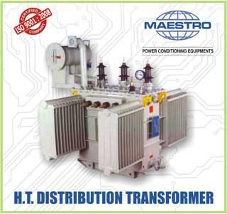 H.T. DISTRIBUTION TRANSFORMS