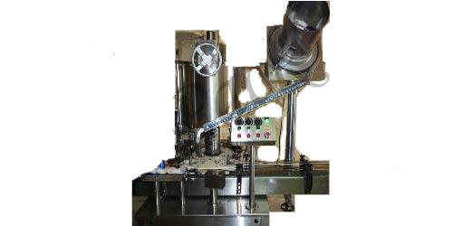 Four Head Capping Screw Machine